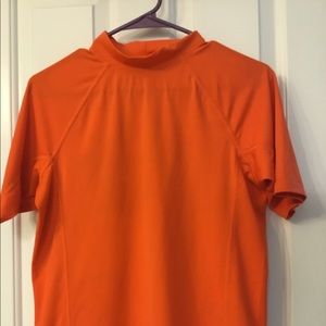 Very Gently Used Boys Lands End Rashguard